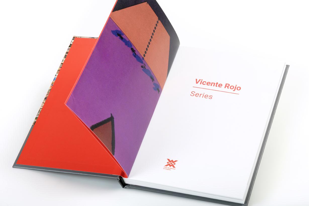 Vicente Rojo. Series